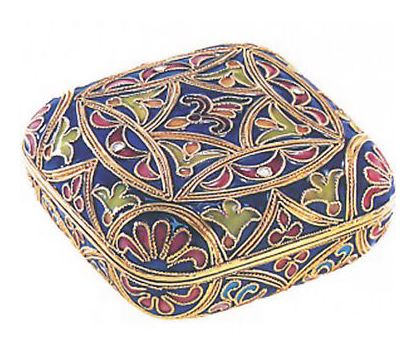 Madame Richelieu Cloisonne Box