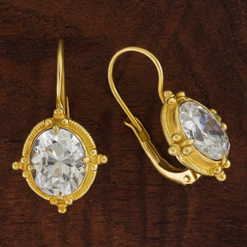 Aurelian Cubic Zirconia Earrings