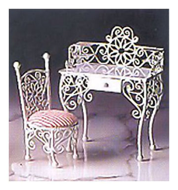 Pollyanna Doll Desk and Chair