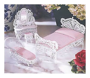 Set Of Pollyanna Doll Furniture