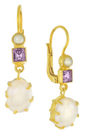 Duchess Of Kent Earrings