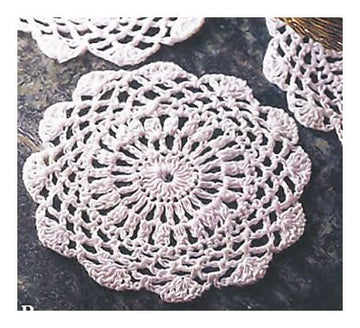 English Breakfast Doilies