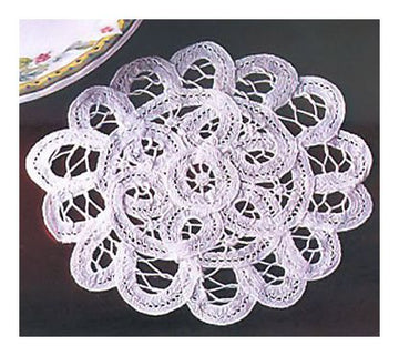 Lady Windermere's Tea Doilies