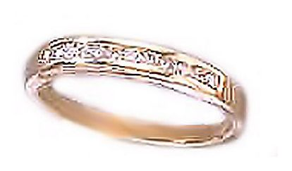 14k Millay Diamond Ring (.20ct)