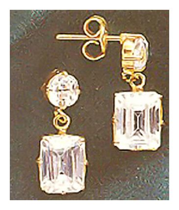 14k Moonlight Becomes You Earrings