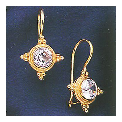 14k Persephone Earrings