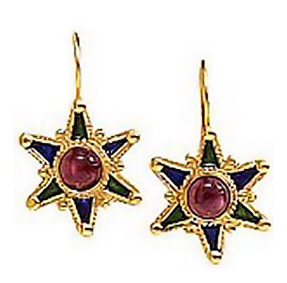 14k Star Of Wonder Earrings