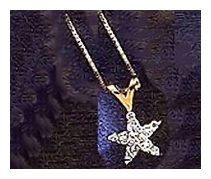 14k Manhattan Starlight Diamond Necklace