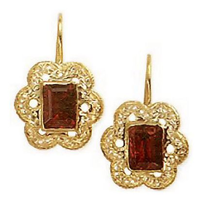 14k La Bella Contessa Earrings
