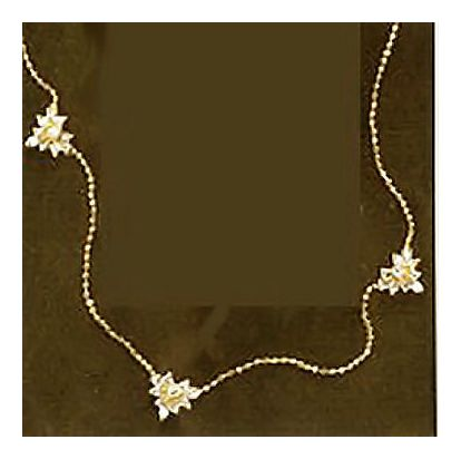 14k Grace Kelly Diamond Necklace