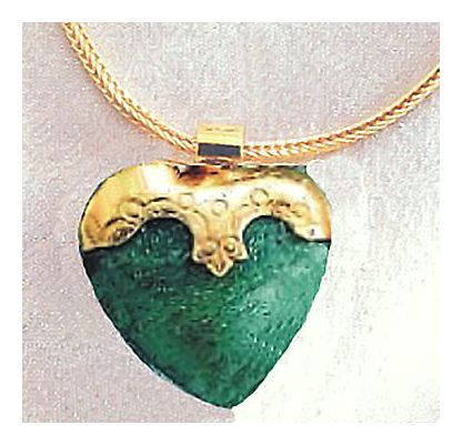 Little Nell Aventurine Necklace