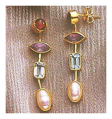 Jazz Age Earrings