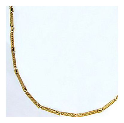 Locksley Hall Gold Chain Necklace