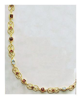 Empress of India Necklace