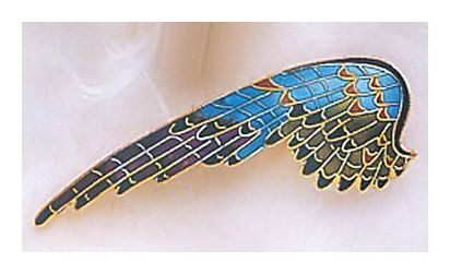 Klimt Wing Pin