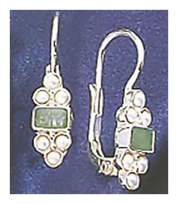 Brighton Emerald Earrings