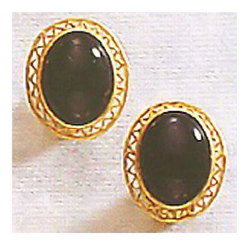 Onyx Parlor Earrings