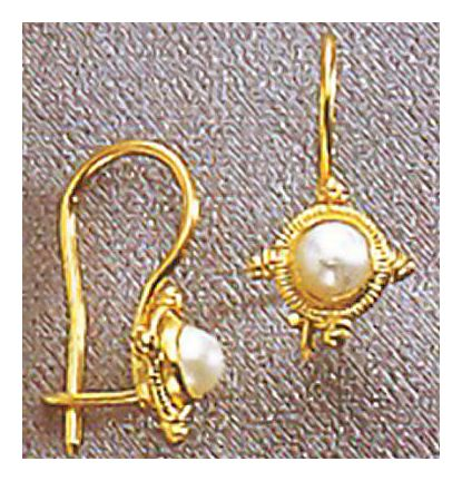Sifnos Pearl Earrings