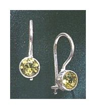 Cafe San Marco Peridot Earrings