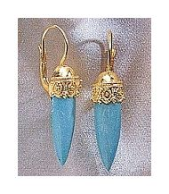Marianne Dashwood Turquoise Earrings