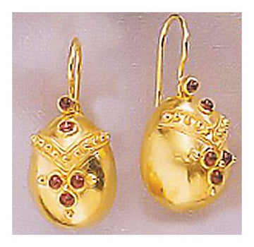 Nicolai Egg Earrings