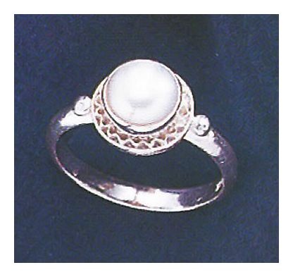 Pearl Twilight Ring