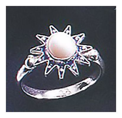 Renaissance Star Ring