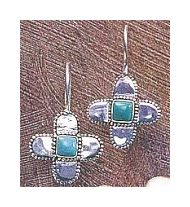 Lost Canyon Turquoise Earrings