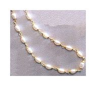 Pearl Piazza Necklace