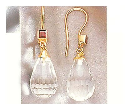 Through the Looking Glass Earrings