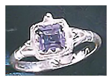 Thessaly Iolite Silver Ring