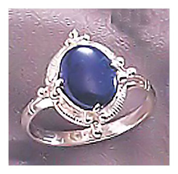 Lapis Empress Ring