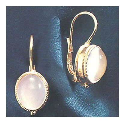 Voyager Moonstone Earrings
