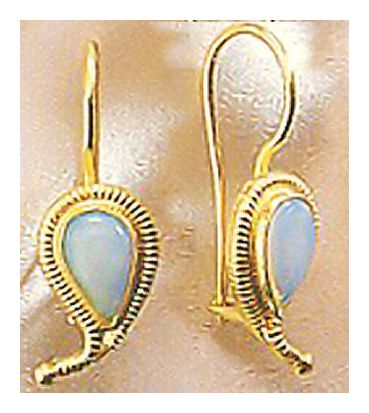 Ananda Opal Earrings