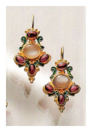 Palazzo Fascari Earrings