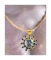 Blue Firmament Necklace