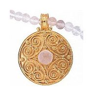 Mantua Moonstone Necklace