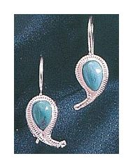 Ananda Turquoise Earrings