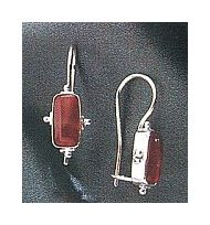 Carnelian Cabaret Earrings