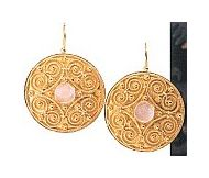 Mantua Moonstone Earrings