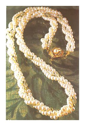 Barrymore Pearls Necklace