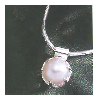 Plymouth Pearl Necklace