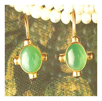 Sherwood Forest Earrings