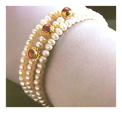 Ruby Rapture Bracelet