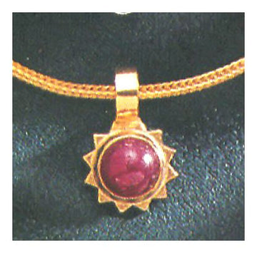 Ruby Rapture Necklace