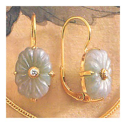 Aegean Aventurine Earrings