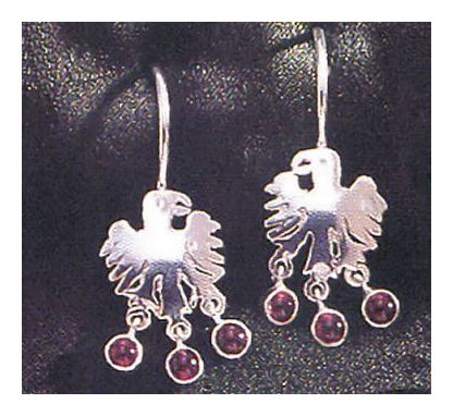 Falcon Crest Earrings