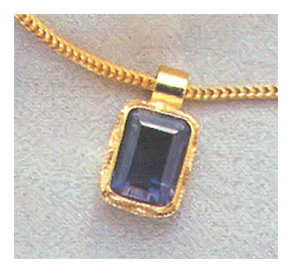 Iolanthe Iolite Necklace