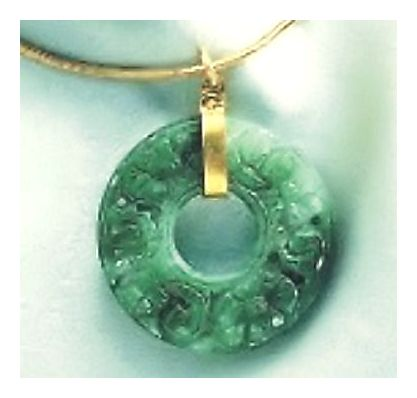 """Indian Jade"" Necklace"