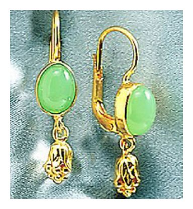 Valley Of The Vine Earrings